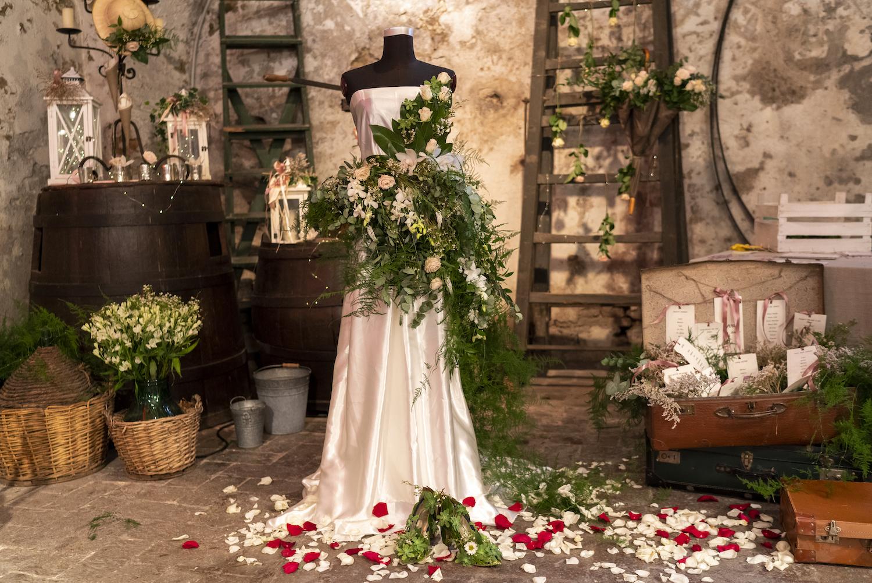 Negozio di fiori a Bologna